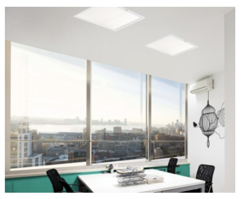 Figure 1 – Windows and Skylights (Source: US DOE Energy Savers)