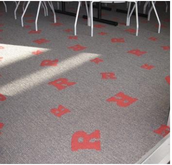 Figure 1 – Recycled carpet (Source: Rutgers University)
