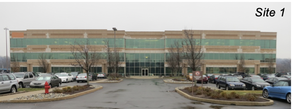 Figure 1 – Mid-Atlantic based REIT owned office building
